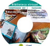 Biblioteca virtual compendio XIV: Educación popular